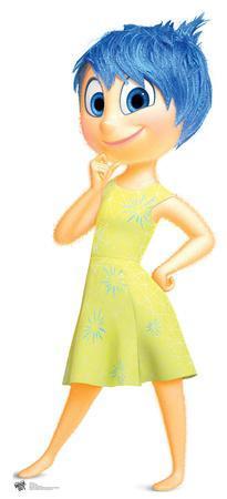 Disney/Pixar's Inside Out - Joy Lifesize Standup