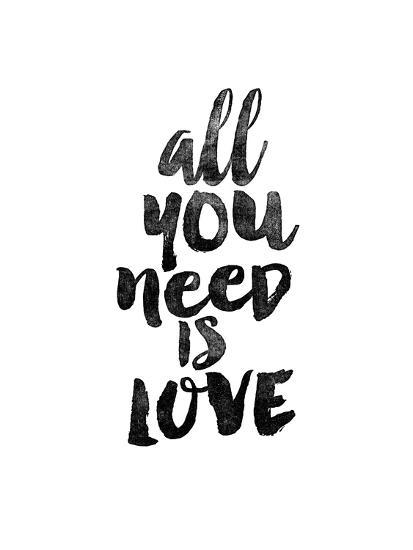 All You Need is Love Prints by Brett Wilson at AllPosters.com