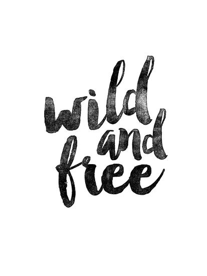 Wild and Free BW Prints by Brett Wilson at AllPosters.com