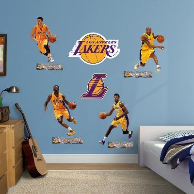 Los Angeles Lakers Power Pack