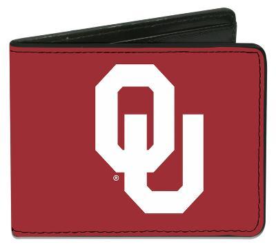University of Oklahoma Logo Wallet