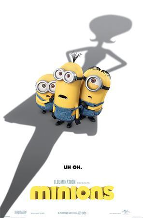 Minions - Uh Oh