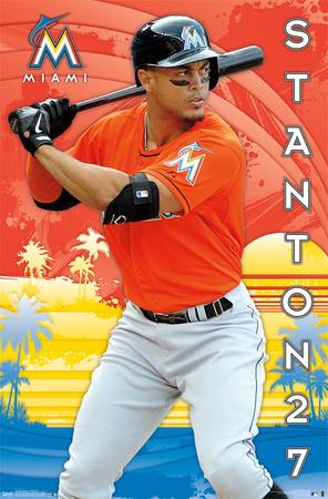 Miami Marlins - G Stanton 15