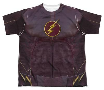 Youth: The Flash - Flash Uniform