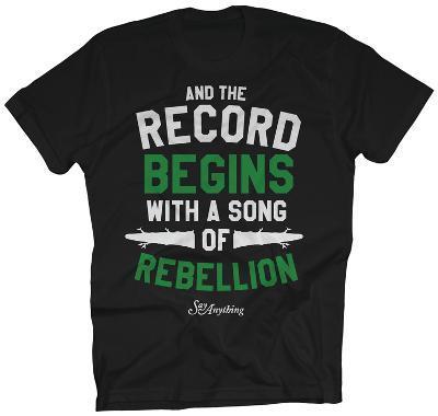 Say Anything - Rebellion Block?