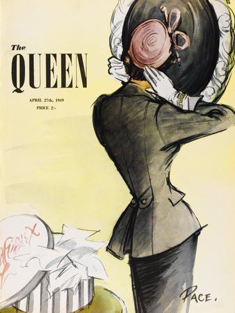 The Queen, April 1949