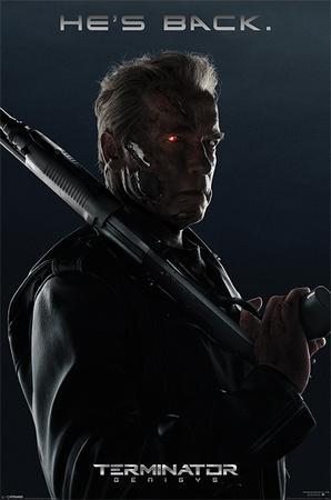 Terminator Genisys (He's Back)