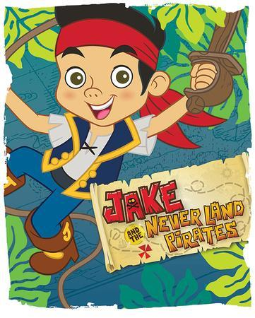 Jake & The Neverland Pirates (Swing)