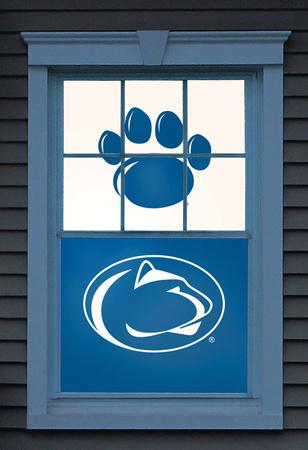 Penn State Nittany Lions Dual WOWindow Poster