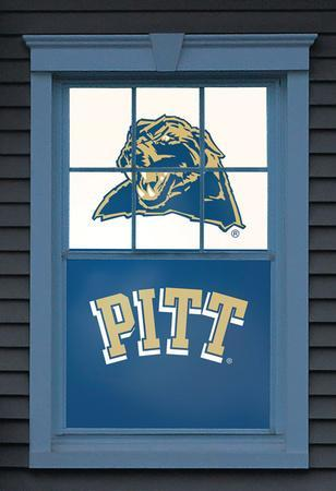 University of Pittsburgh Panthers Dual WOWindow Poster