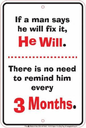 Man Will Fix