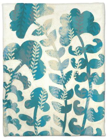 Blueberry Blossoms I