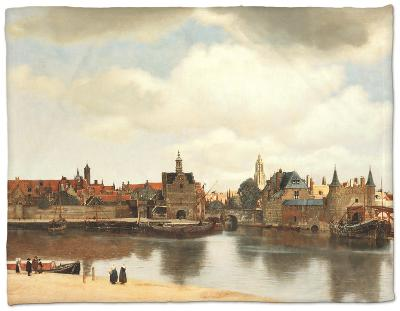 View of Delft, about 1660