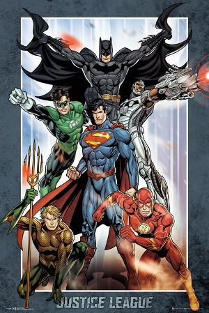 Justice League- All-Star Heroes