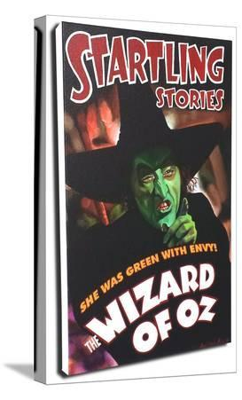 Startling Stories - Wicked Witch