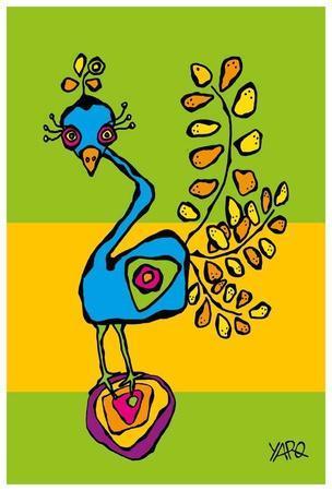 The Funny Bird