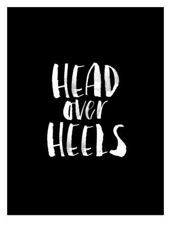 Head over Heels BLK