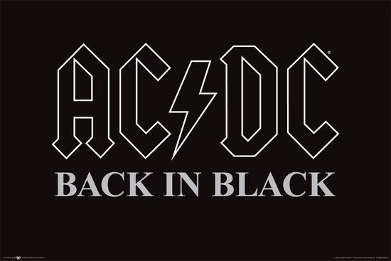 Resultado de imagen para AC/DC – Back in Black