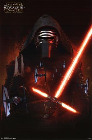 Star Wars The Force Awakens - Kylo Ren