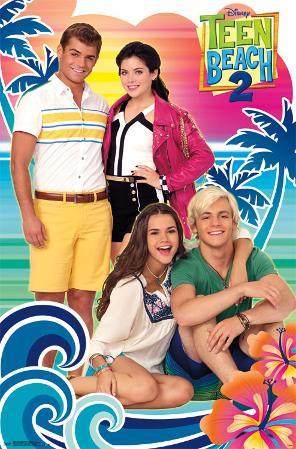Teen Beach Movie 2 - Group