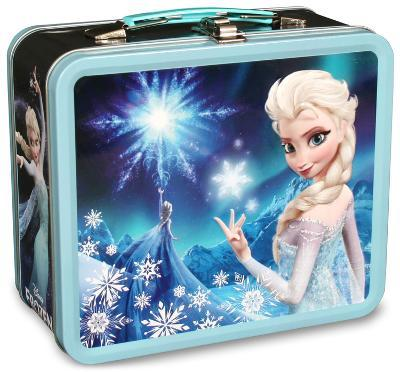 Frozen - Elsa Lunch Box