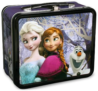 Frozen - Elsa, Anna, Olaf Lunch Box