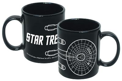 Star Trek Enterprise Line Art 20 Oz. Mug