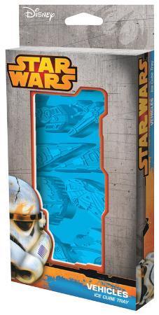 Star Wars Vehicles Ice Cube Tray