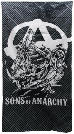 Sons of Anarchy - Reaper Beach Towel