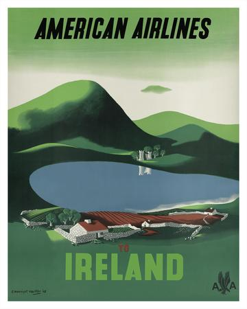 Ireland - Ross Castle, Killarney National Park - American Airlines