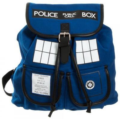 Doctor Who TARDIS Knapsack