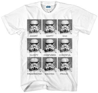 Star Wars- Stormtrooper Today I Am