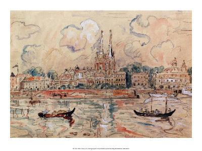 View of Venice, 1929