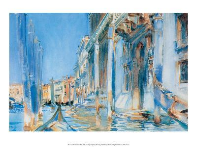 On the Grand Canal, 1907