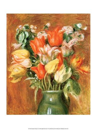Bouquet of Tulips, 1905