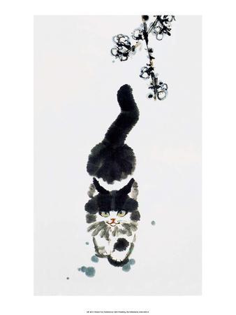 Chinese Walking Cat