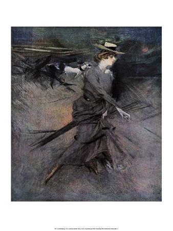 Walking, 1910