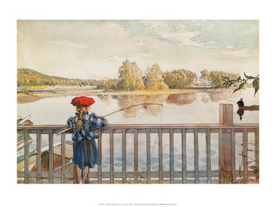 Lisbeth Fishing