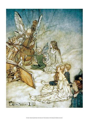 The Fairy Orchestra, 1908