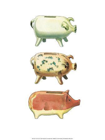 Piggy Banks - Folk Toys