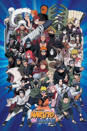 Naruto characters photo at - All naruto characters ...