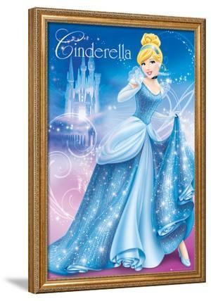 Disney Princess Cinderella Posters At Allposters