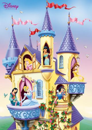 Disney Princess- Castle