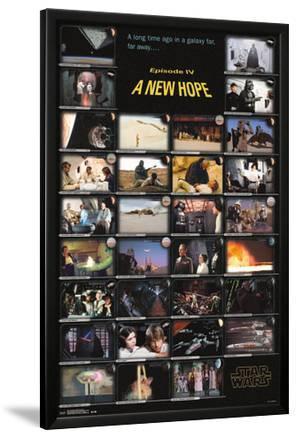 Star Wars - Episode IV Frames