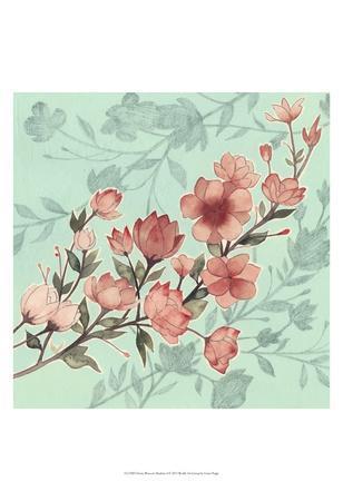 Cherry Blossom Shadows I