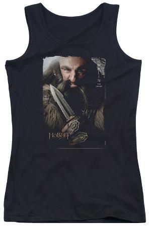 Juniors Tank Top: The Hobbit - Dwalin