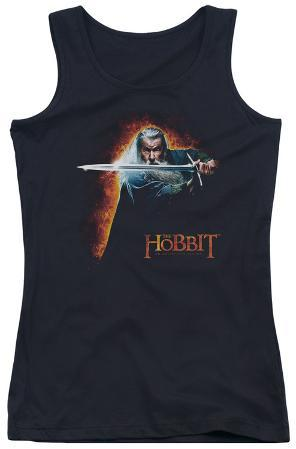 Juniors Tank Top: The Hobbit - Secret Fire