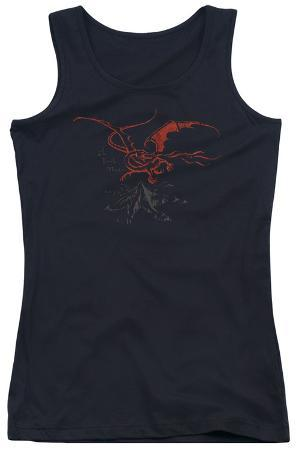 Juniors Tank Top: The Hobbit - Smaug