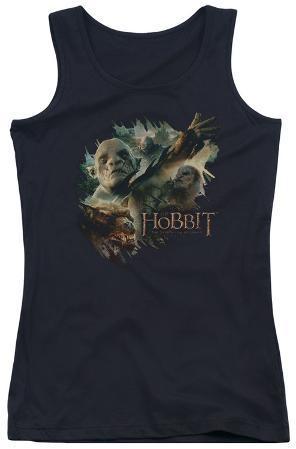 Juniors Tank Top: Hobbit - Baddies