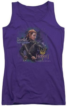 Juniors Tank Top: Hobbit - Daughter